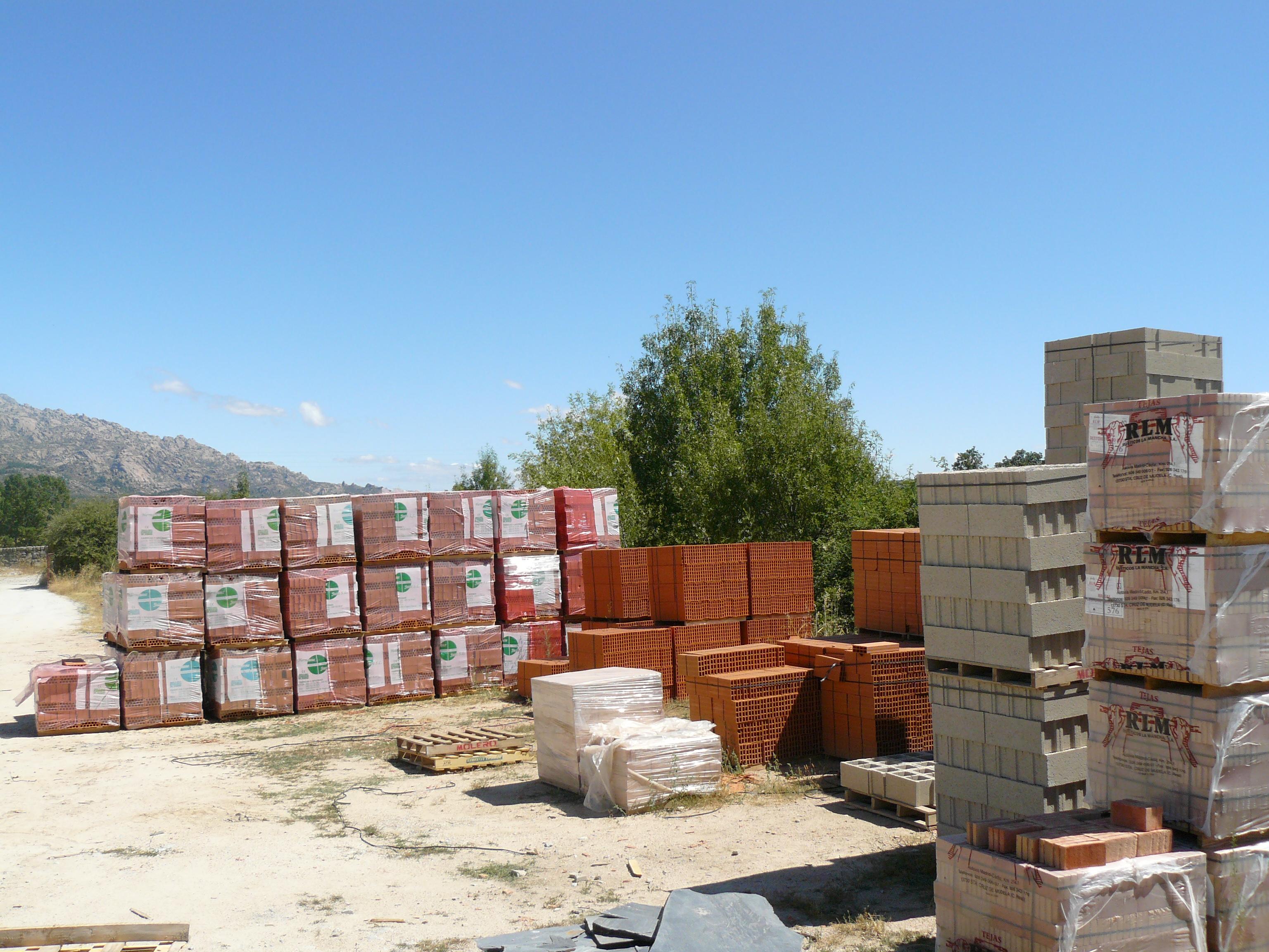 Materiales de construcci n en la sierra de madrid eyj - Materiales de construccion en madrid ...