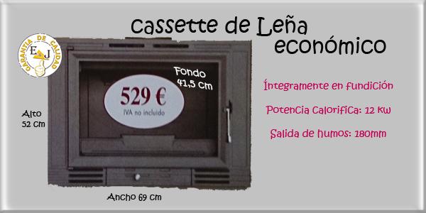 Venta de cassettes para chimeneas de le a para tu hogar - Cassette para chimeneas ...