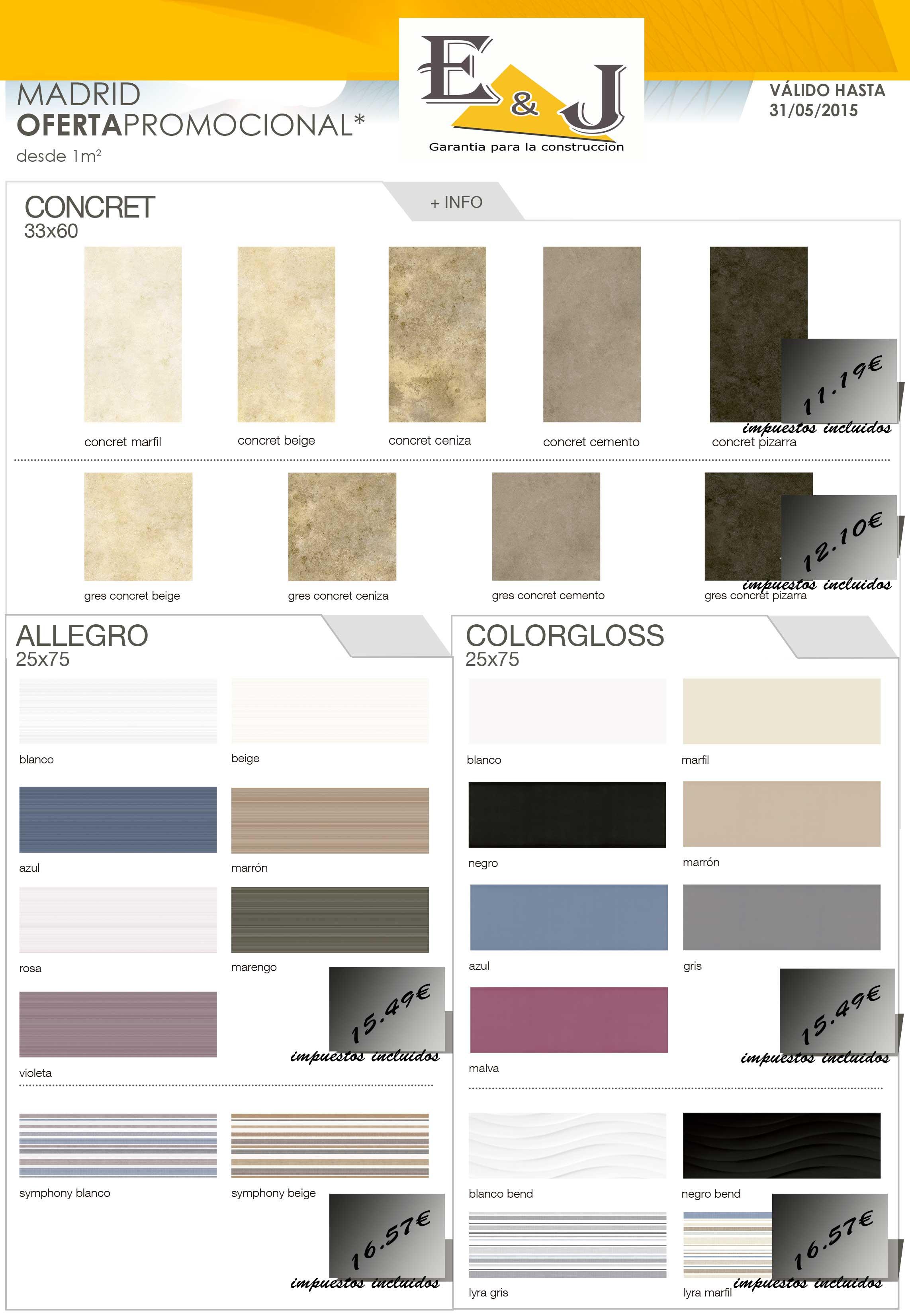 Comprar azulejos y pavimentos en madrid for Comprar azulejos sueltos