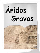 Venta materiales de de construcción como arena y grava en Moralzarzal